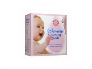 Johnson's Prsné vložky 50ks