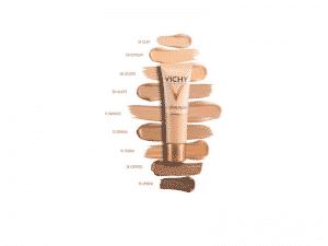 Vichy Minéralblend prirodzene krycí hydratačný make-up odtiene
