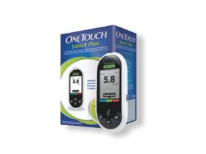 Glukomer OneTouch Select Plus