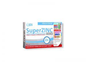 SuperZINC Chelát 30 tabliet
