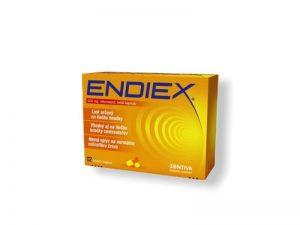 ENDIEX 200 mg 12 tvrdých kapsúl
