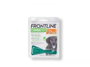 FRONTLINE Combo Spot-On pre psy S (2-10kg) 0,67ml