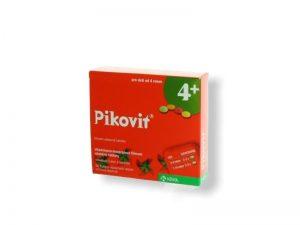 PIKOVIT Vitamínové obalené tablety 30 tabliet