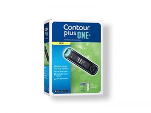 Glukomer CONTOUR PLUS ONE súprava