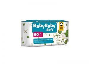 BabyBaby Soft Detské vlhčené obrúsky