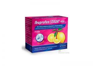 Ibuprofen STADA 400 mg perorálny prášok 1x20 ks