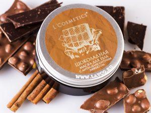 L´Cosmetics Čokoládová maska s anticelulitídnym efektom na telo 150ml